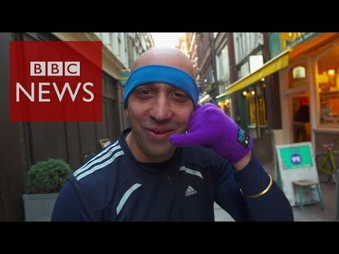Talk to the hand…LITERALLY!! – Click – BBC News