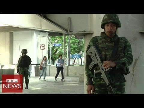 Thailand Coup: Waking up under military rule – BBC News