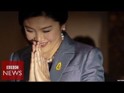 Thailand court ousts PM Yingluck Shinawatra – BBC News