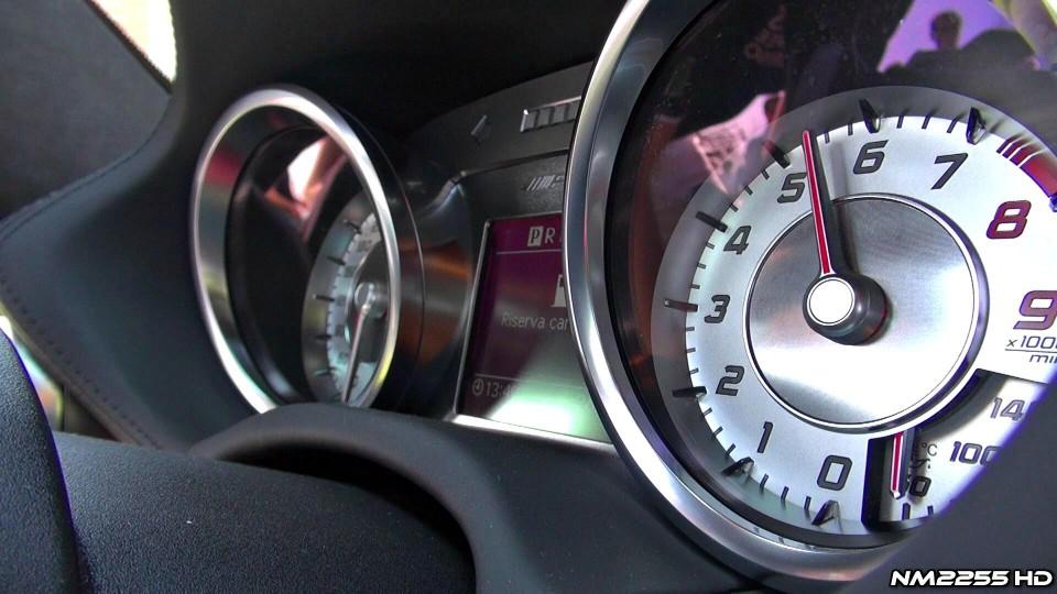The Amazing Sound of Mercedes SLS AMG