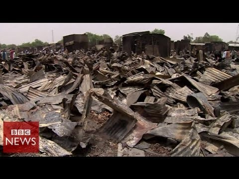 The centre of Boko Haram activity – BBC News