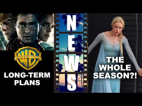 The Future of the Harry Potter Universe, Once Upon a Time Season 4 all Frozen – Beyond The Trailer