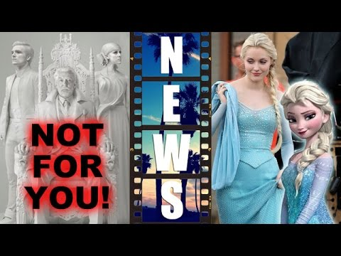 The Hunger Games Mockingjay Comic Con Trailer, Georgina Haig as Elsa! – Beyond The Trailer