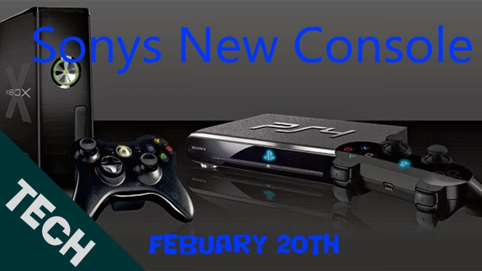 The PS4 Announcement February 20th (Sony Console)