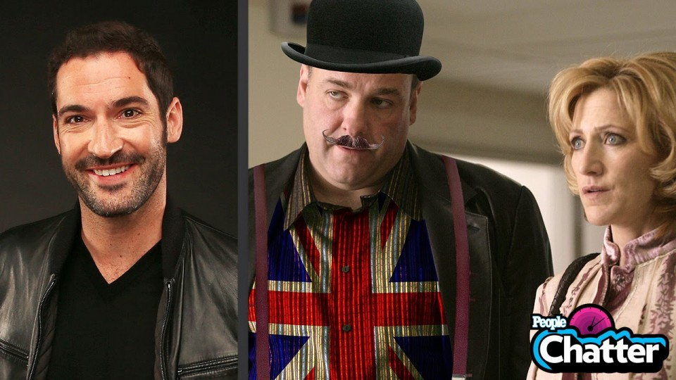 Tom Ellis Pitches the Best Show on Television: Cockney Sopranos – PEOPLE