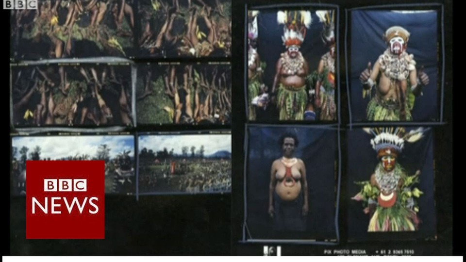 Tribal life in Papua New Guinea – BBC News