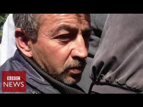Turkey mine: Grieving father waits for son's body – BBC News