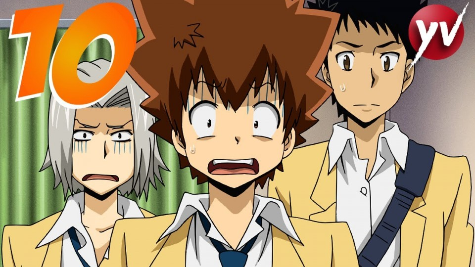 Tutor Hitman Reborn – Ep 10 (ITA) | Yamato Video