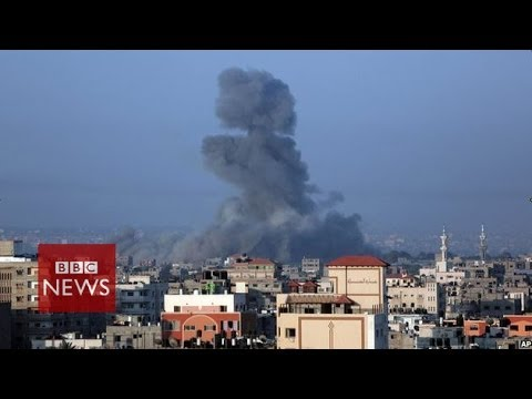 UN says Gaza 'on knife edge' – BBC News