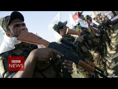 'We terrify Isis' say Iraq's Shia militias – BBC News