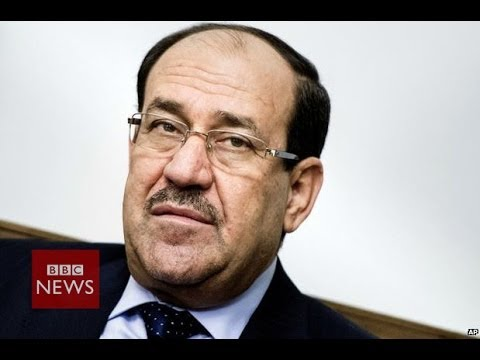 'We welcome Syria strikes against ISIS' says Nouri Maliki – BBC News