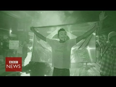 What Brazilians really think about the World Cup? BBC News