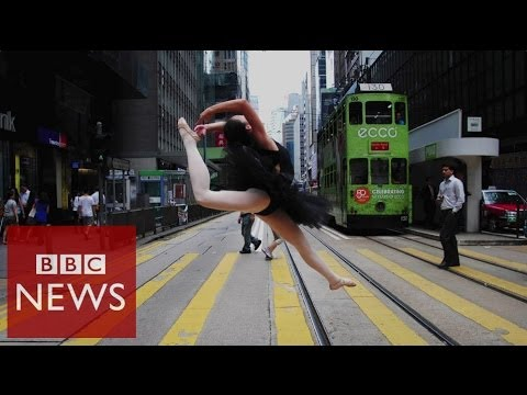 What does freedom look like? BBC News