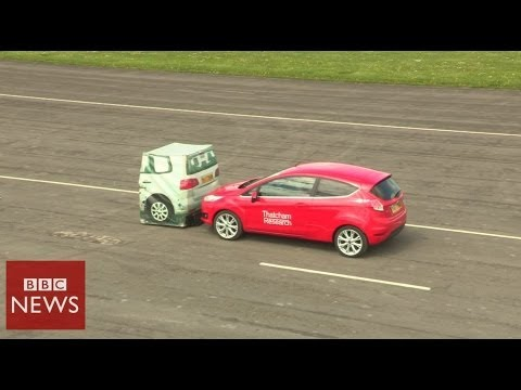 What is automated engine breaking? BBC News