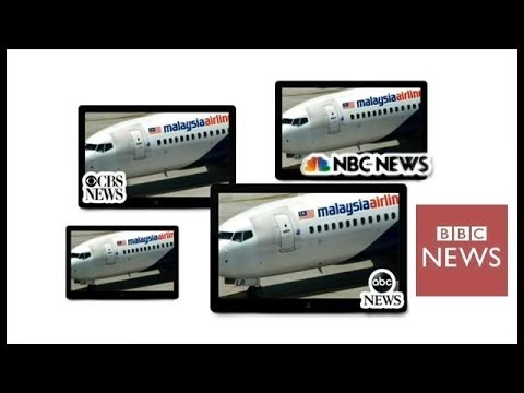 What is the US media doing right in their MH370 coverage? – BBC News