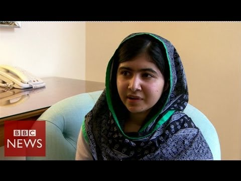 What Malala thinks of abduction over 230 girls in Nigeria – BBC News