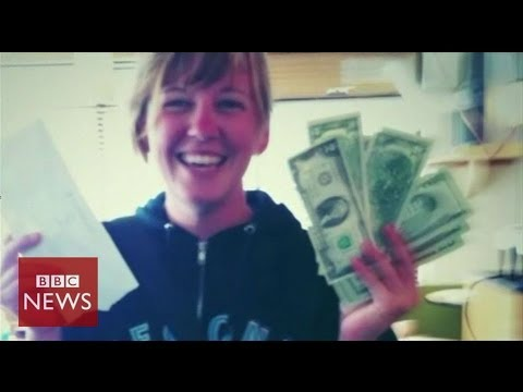 Who is hiding free cash across US? BBC News