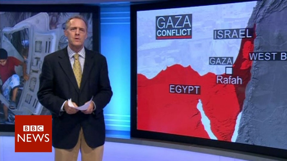 Why has Israel-Gaza conflict flared? – BBC News