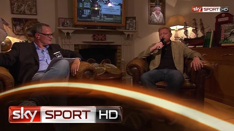 """Wimbledon 2014 – Becker: """"War nicht in meiner Planung"""""""