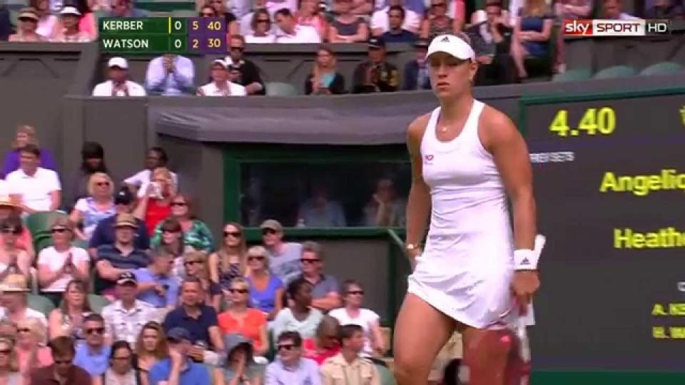 Wimbledon 2014: Deutsches Damen-Trio weiter