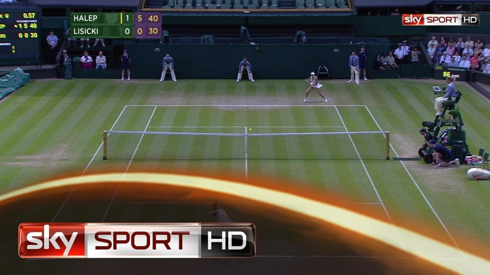Wimbledon 2014 – Endstation Viertelfinale: Kerber und Lisicki raus