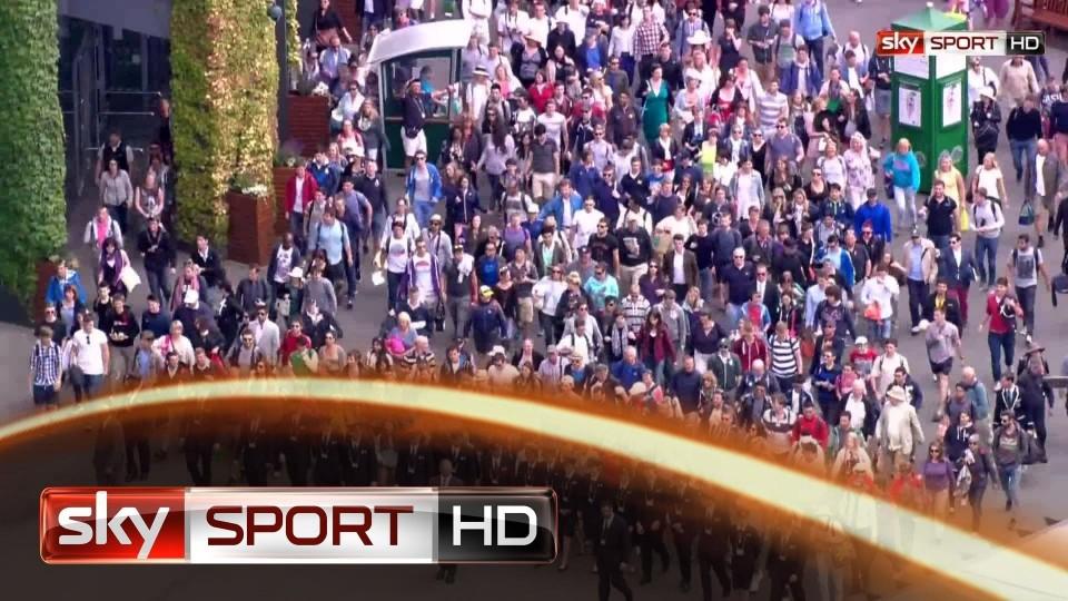Wimbledon 2014: Federer souverän weiter