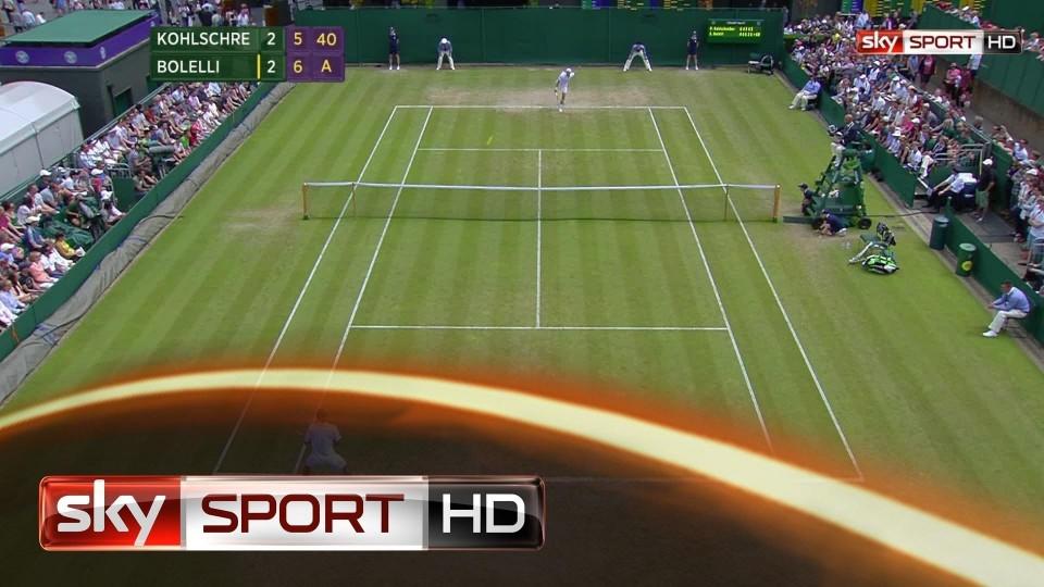 Wimbledon 2014: Kohlschreiber raus – Ivanovic weiter