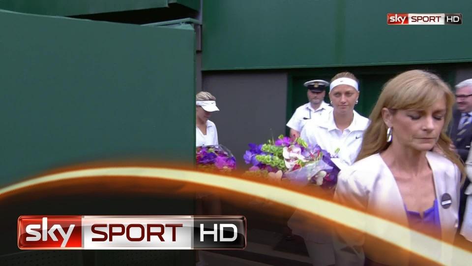 Wimbledon 2014: Kvitova triumphiert zum zweiten Mal