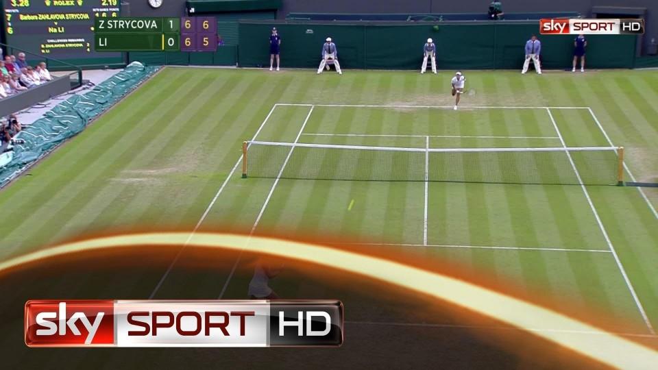 Wimbledon 2014: Li Na raus – Radwanska stark