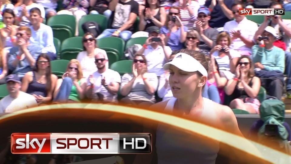 Wimbledon 2014: Lisicki-Gegnerin Halep strotzt vor Selbstbewusstsein