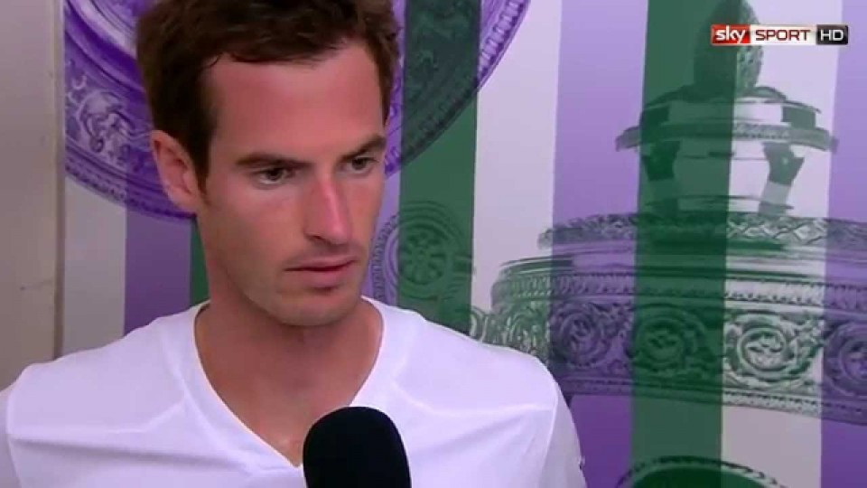 Wimbledon 2014: Murray im Schnelldurchgang weiter