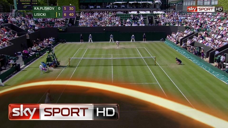 Wimbledon 2014: Nadal und Lisicki in Runde drei