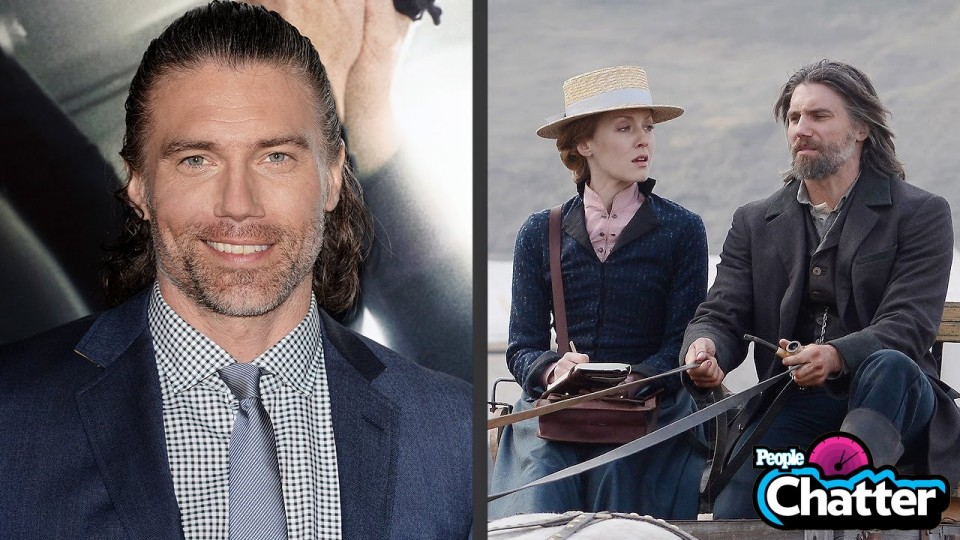 Anson Mount Teaches You How to Be a Southern Gentleman – PEOPLE