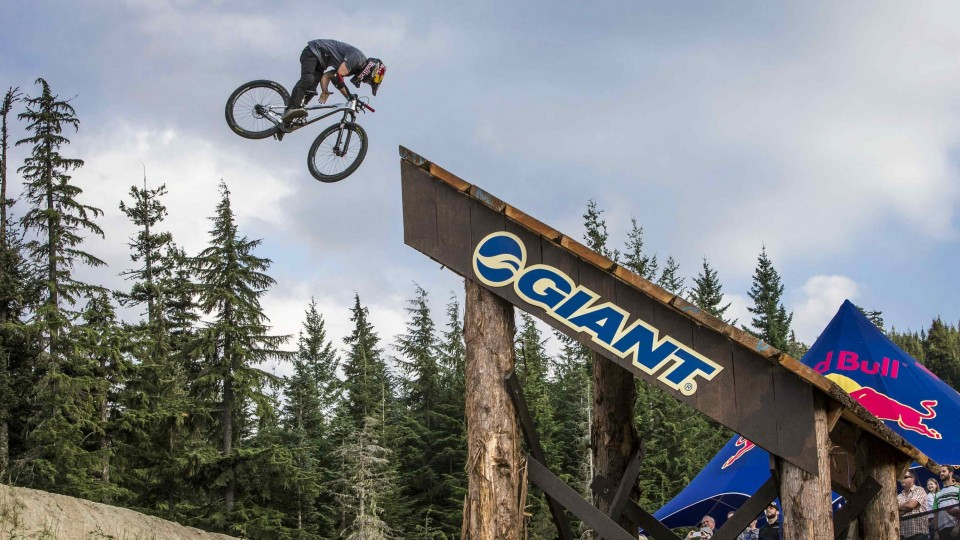 Anthony Messere's 3rd place run – Red Bull Joyride 2014