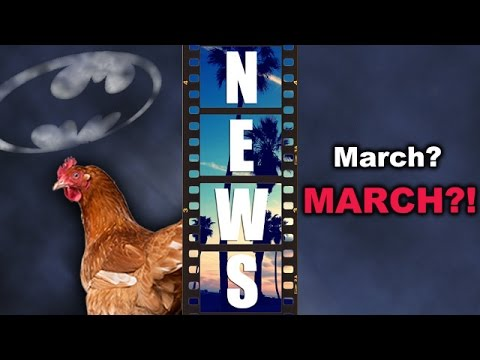 Batman v Superman Dawn of Justice moves to March 25th 2016, is DC CHICKEN?! – Beyond The Trailer