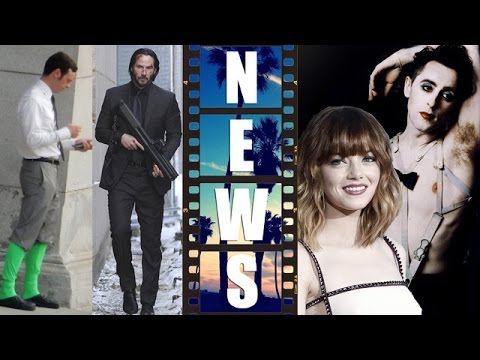 Batman v Superman's Metallo?! Keanu Reeves is Rain, Emma Stone in Cabaret – Beyond The Trailer