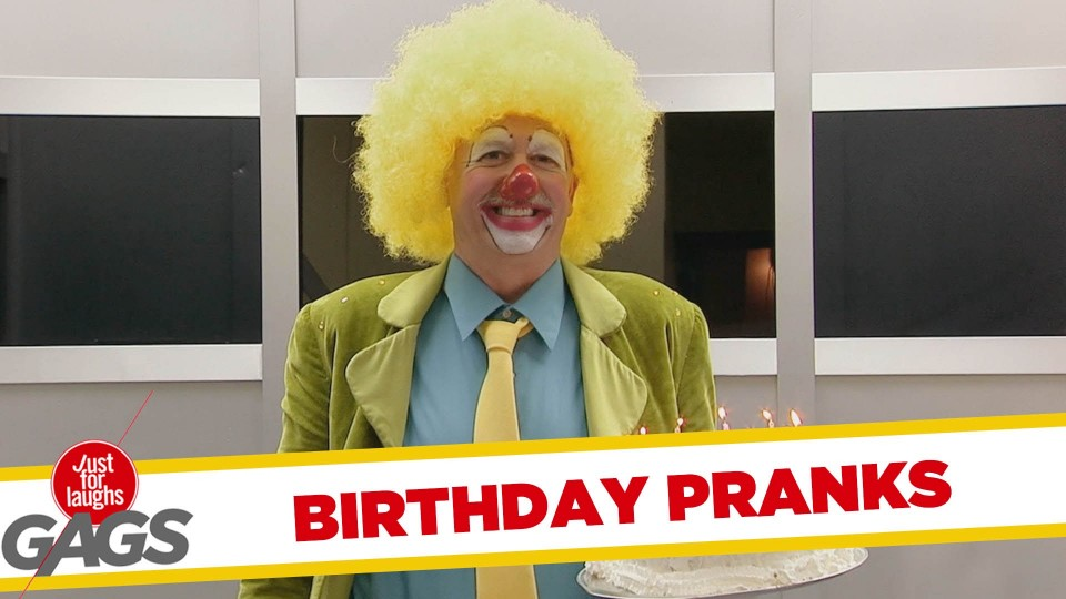Best of Birthday Pranks – Best of Just for Laughs Gags