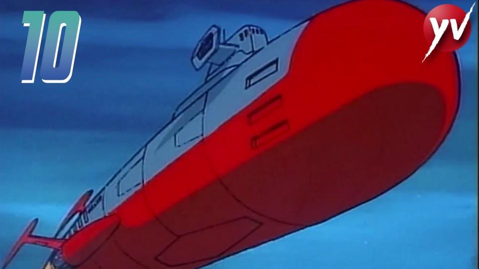Blue Noah – Mare spaziale – Ep. 10 | Yamato Video