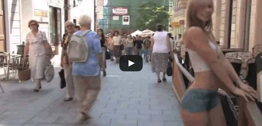 BodyPaint in pubblico, la nuova moda.