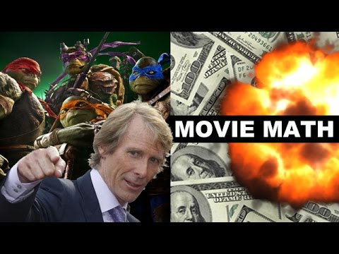 Box Office for Teenage Mutant Ninja Turtles 2014, Guardians of the Galaxy – Michael Bay vs Marvel!