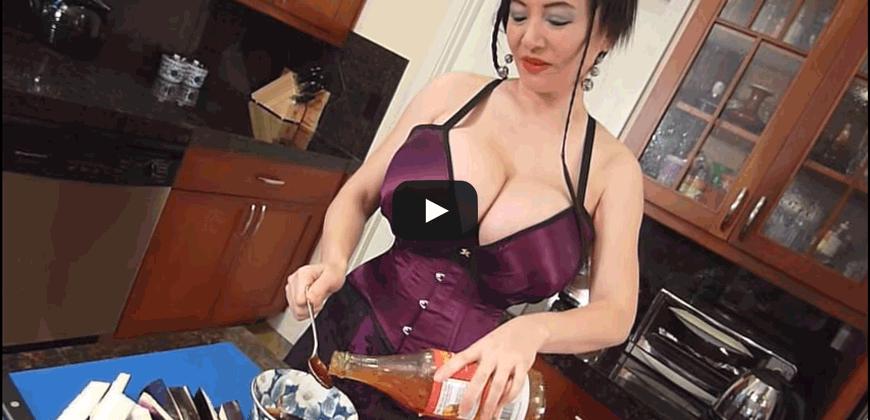 Lezioni di cucina, zucchine e maiale al forno