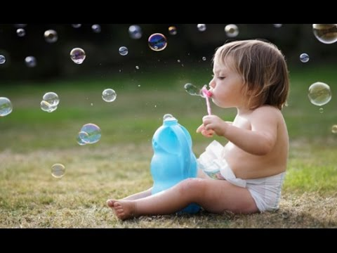 Cute Babies Blowing Bubbles Compilation 2014 [NEW HD]