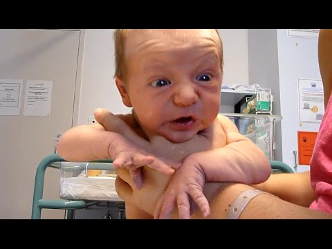 Cute Babies Hiccuping Compilation 2014 [NEW HD]