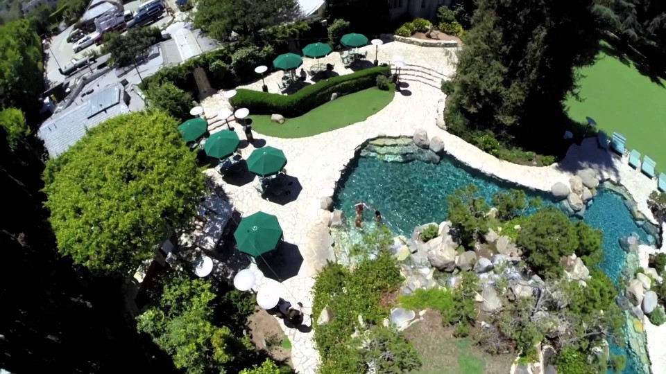 Danny MacAskill at the Playboy Mansion – Behind the Scenes