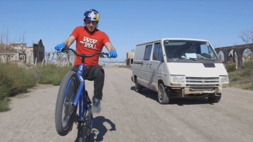 Danny MacAskill's Epecuén – Behind The Scenes
