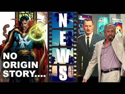 Dr Strange Movie NO ORIGIN STORY, Howard Stark joins Hank Pym in Ant-Man 2015 – Beyond The Trailer