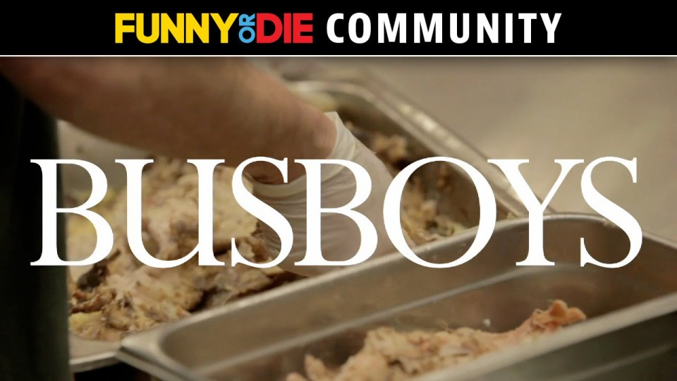 Dummy Comedy: Busboys