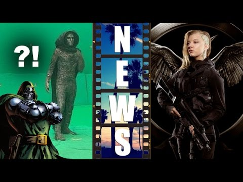 First Look, Toby Kebbell as Doctor Doom! Mockingjay Posters! Cressida, Boggs! – Beyond The Trailer