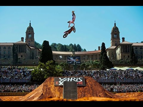 FMX Showdown in South Africa – Red Bull X-Fighters Pretoria 2014
