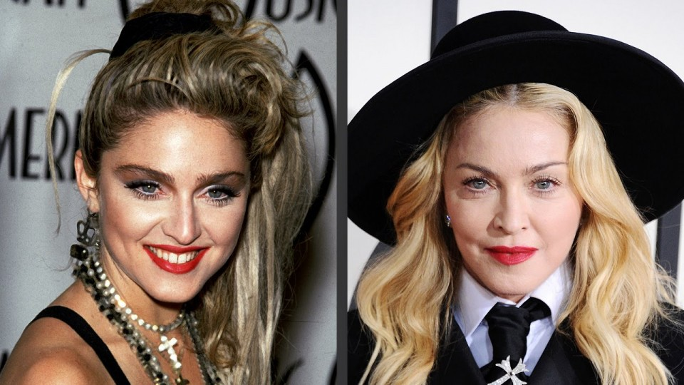 From Material Girl to Her Madgesty: Madonna's Changing Looks – PEOPLE